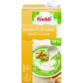 Frischli főzőtejszín 10% 1L UHT