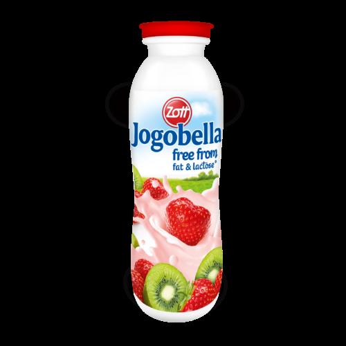 Zott Jogobella ivójoghurt eper/őszi 250ml