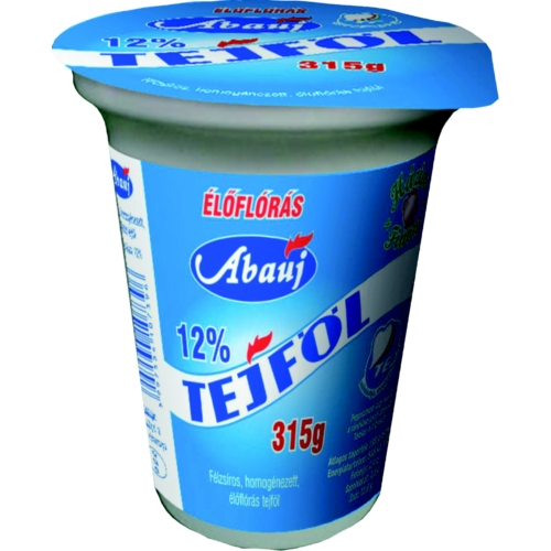 Abaúj Tejföl 12% 315g