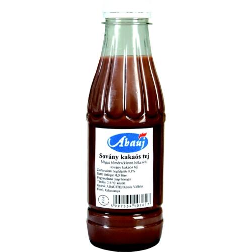 Abaúj Palackos Sovány Kakaó 0.5L 0,1% zsírtartalom