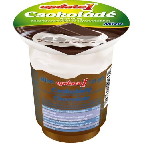 Mizo UPD puding csokis 125g édesítőszerrel