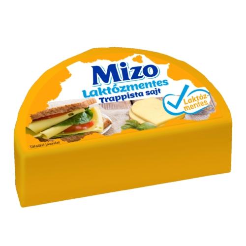 Mizo laktózmentes trappista sajt 700g