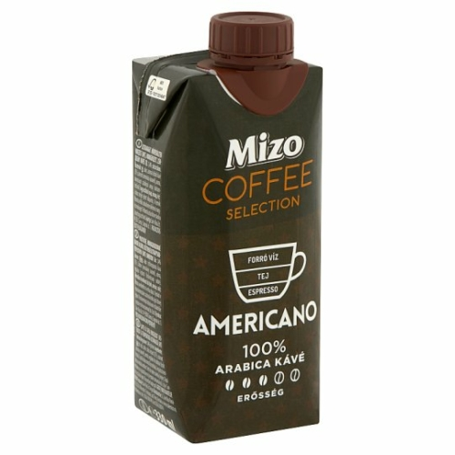 Mizo Coffee Selection Americano 330 ml