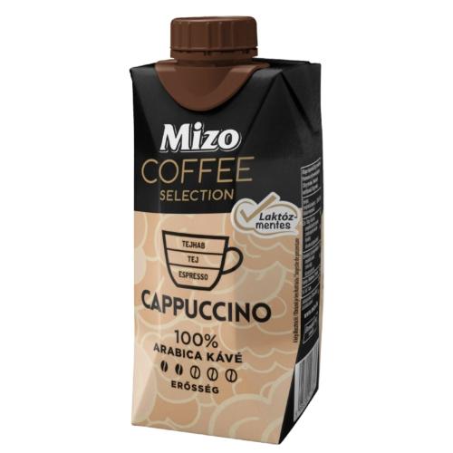 Mizo Coffee Selection Laktózmentes Cappuccino 330ml