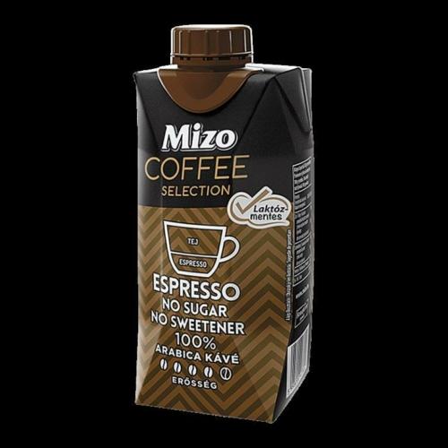 Mizo Coffee Selection Laktózmentes Espresso no sugar 330ml