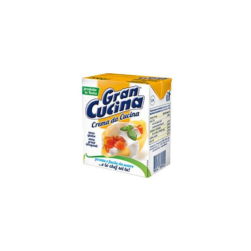 Gran Cucina növényi főzőkrém 200ml