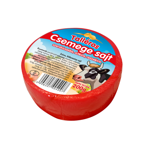 Talléros csemege sajt 200 g