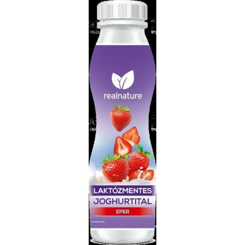 Real Nature ProXY laktózmentes joghurt ital eper 300g