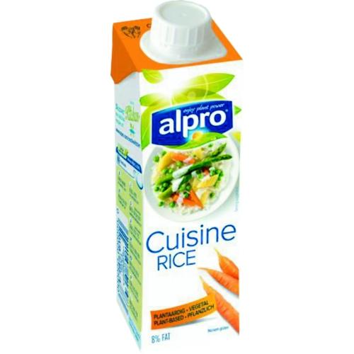 Alpro rizs főzőkrém 250ml