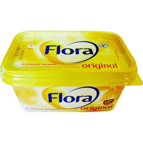 Flora csészés 250g original