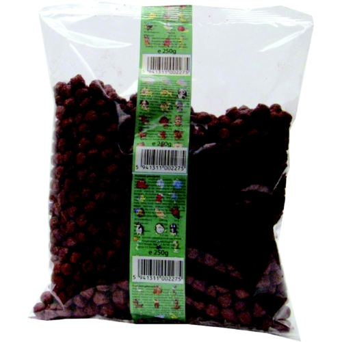 Pure Land Gabonagolyó kakaós 250 g