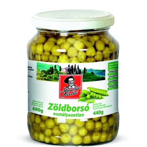 Maestro Pietro Zöldborsó üveges 720ml