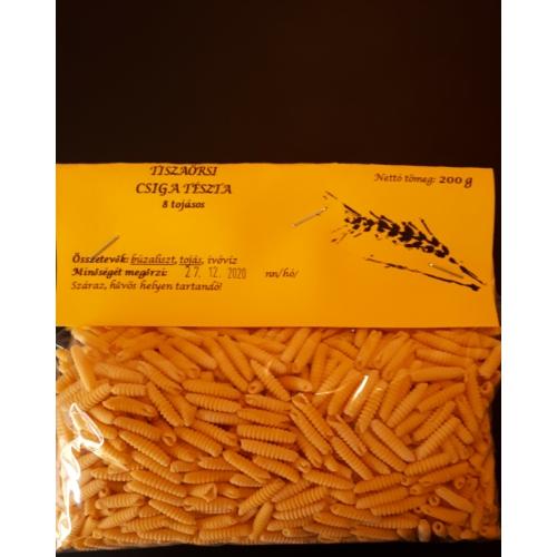 Tiszaörsi csiga tiszta 200 g 8 tojásos