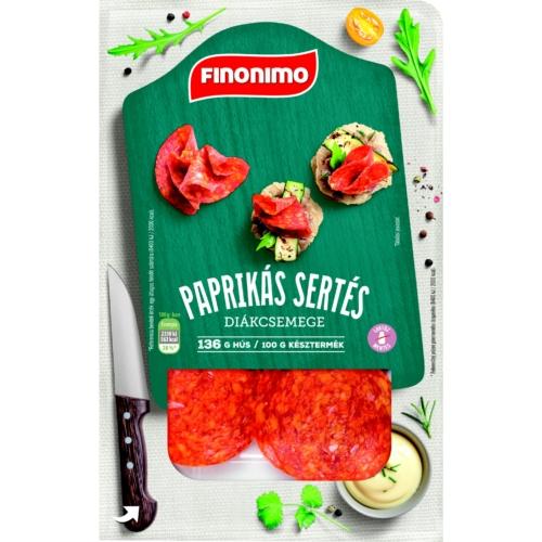 Finonimo paprikás diácsemege 75 g