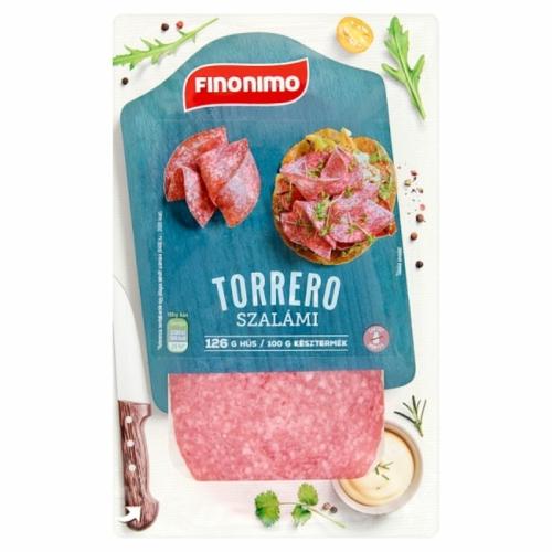 Finonimo Torrero szalámi 75 g