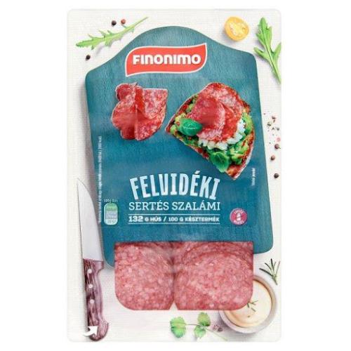 Finonimo felvidéki szalámi 75 g