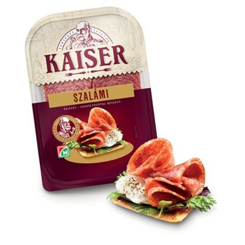 Kaiser csemege szalámi 75 g