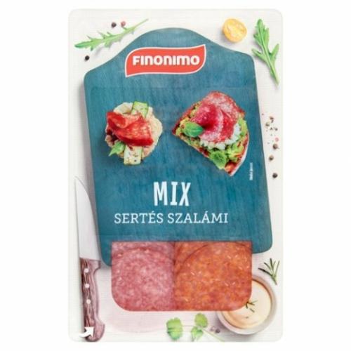Finonimo szalámi mix 75 g